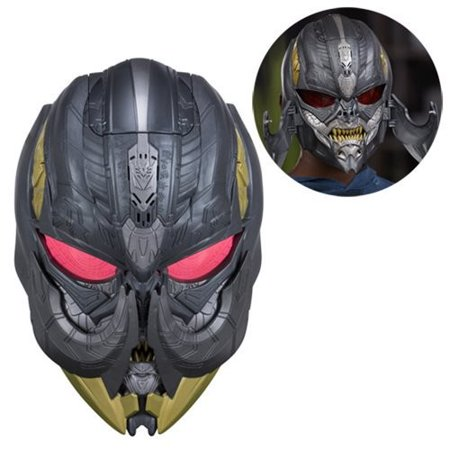 Transformers The Last Knight Megatron Voice Changer Mask (Number of Pieces per case: 2) for $<!---->