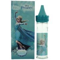 Disney Princess awfrozec34s 3.4 oz Disney Frozen Elsa Eau De Toilette Spray for Girls