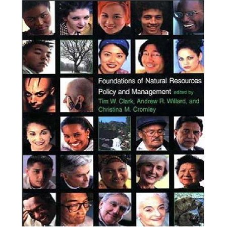 Foundations Of Natural Resources Policy And Management