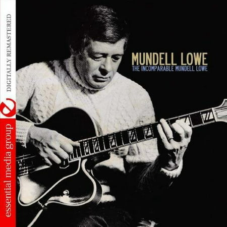 Incomparable Mundell Lowe