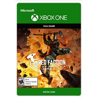 Red Faction Guerilla Re-MARS-tered, THQ, XBOX One, [Digital Download]