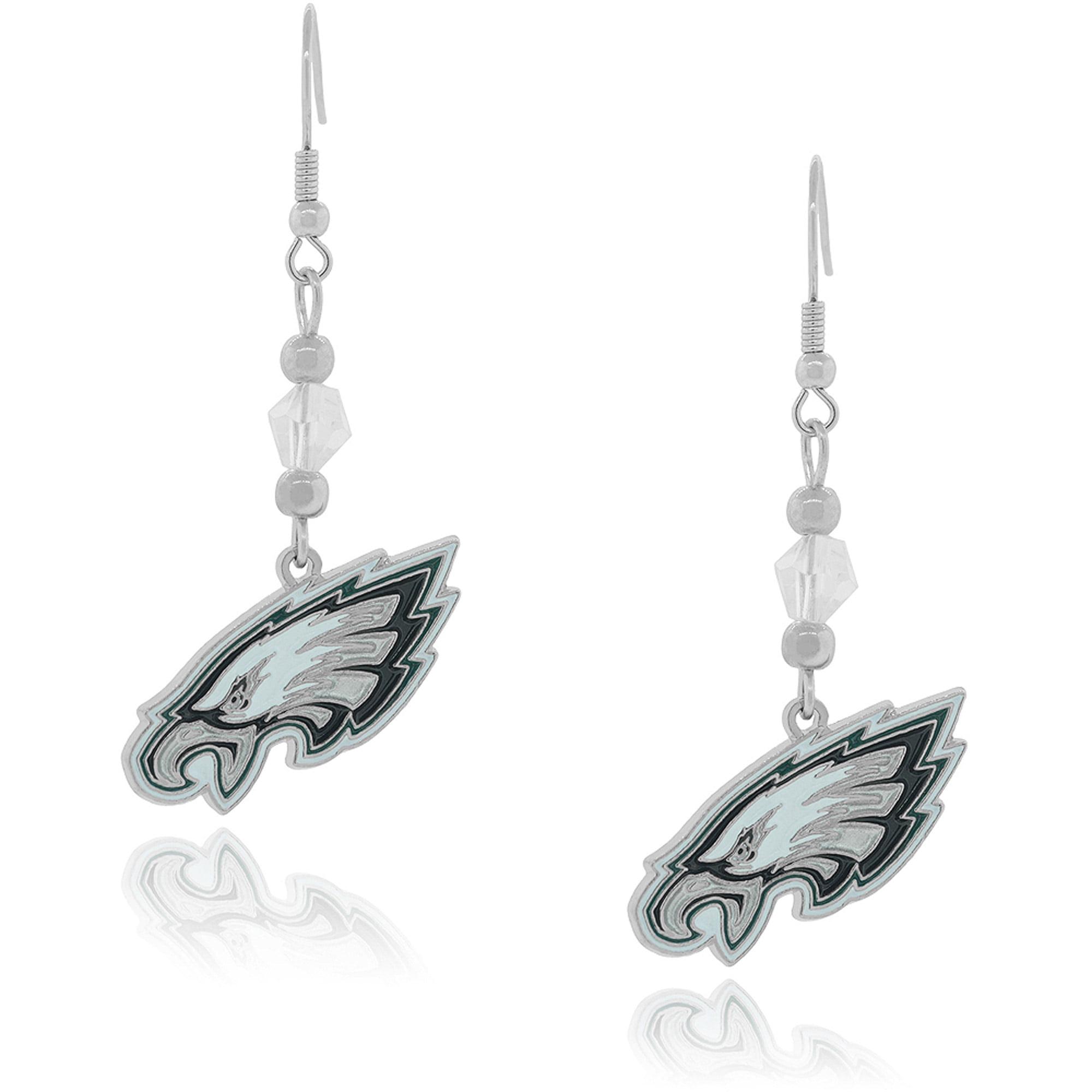 NFL Philadelphia Eagles Dangle Earrings