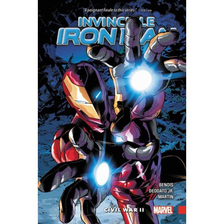 Iron Man Civil War (Invincible Iron Man Vol. 3 : Civil War)