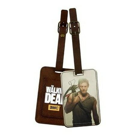 Luggage Tag - The Walking Dead - Daryl Dixon New Toys Licensed TWD-L113](Daryl Dixon Vest Halloween)
