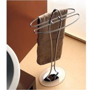 Toscanaluce by Nameeks Kor Washbasin Free Standing Towel Stand