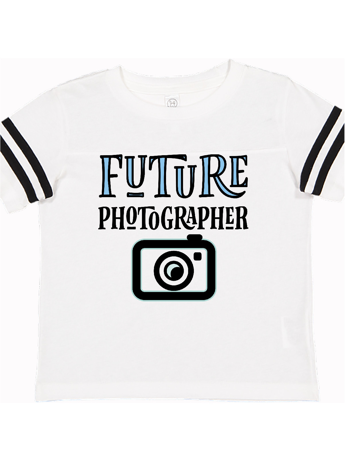inktastic Future Photographer with Pink Camera Toddler T-Shirt