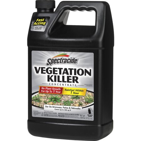 Spectracide Vegetation Killer Concentrate3  1 Gallon