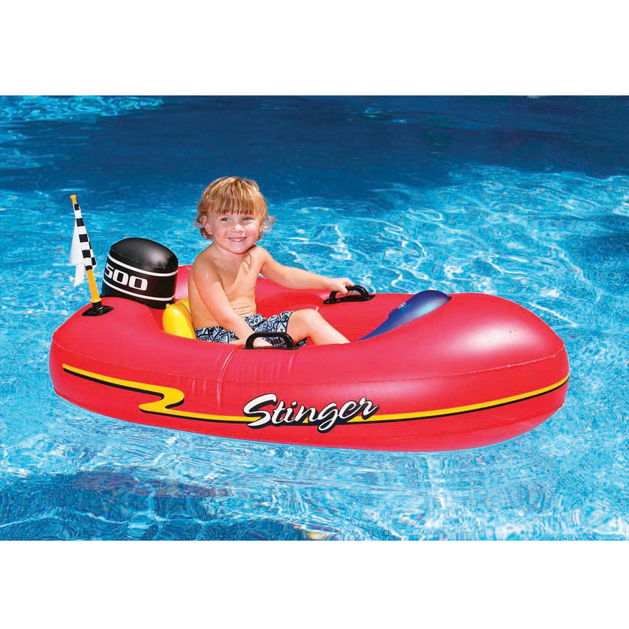 Swimline Stinger Boat for Swimming Pools
