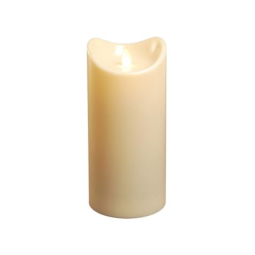 JH Specialties Inc Action Flame 7-inch LED Candle by Overstock