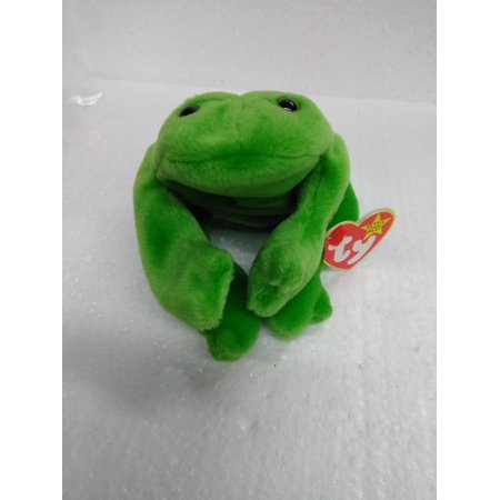 FROG BEANIE BABY TY LEGS Bobblehead - Walmart.com d0df30bbe95