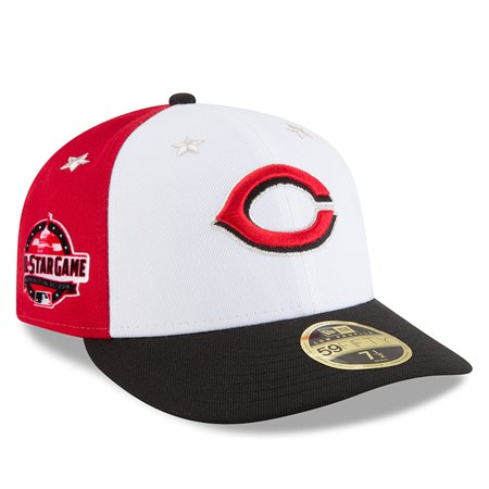 367e277ae6b09 Cincinnati Reds New Era 2018 MLB All-Star Game On-Field Low Profile 59FIFTY