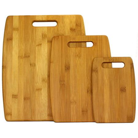(Oceanstar 3-Piece Bamboo Cutting Board Set CB1156)