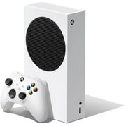 Xbox Series S 512 GB All-Digital Console (Disc-free Gaming) - White