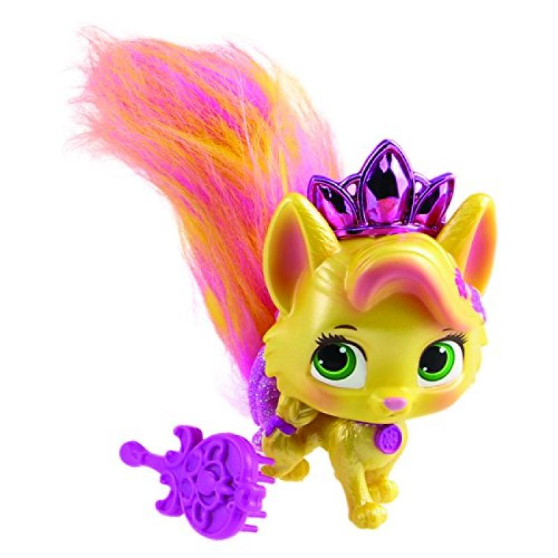 Disney Princess Palace Pets Furry Tail Friends Rapunzel's Kitty Summer Doll by