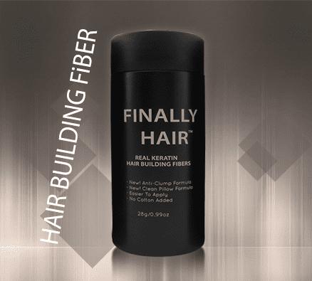 Hair Loss Concealer - Hair Fiber - Applicator Bottle 28gr .99oz