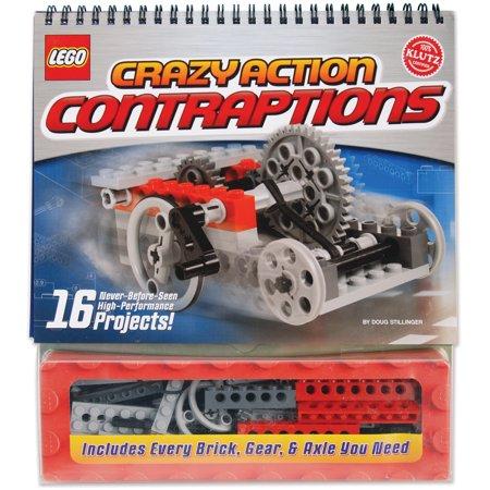 Lego Crazy Action Contraption Set
