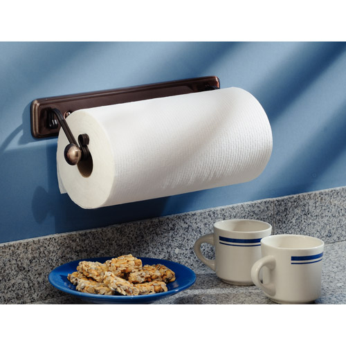 York Lyra Paper Towel Holder