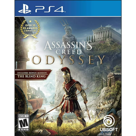 Assassin's Creed Odyssey, Ubisoft, PlayStation 4, 887256035990](Assassin's Creed Hidden Blade)