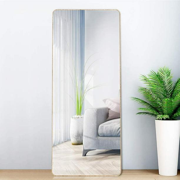 Neutype 65 X22 Full Length Mirror, Wall Leaning Full Length Mirror