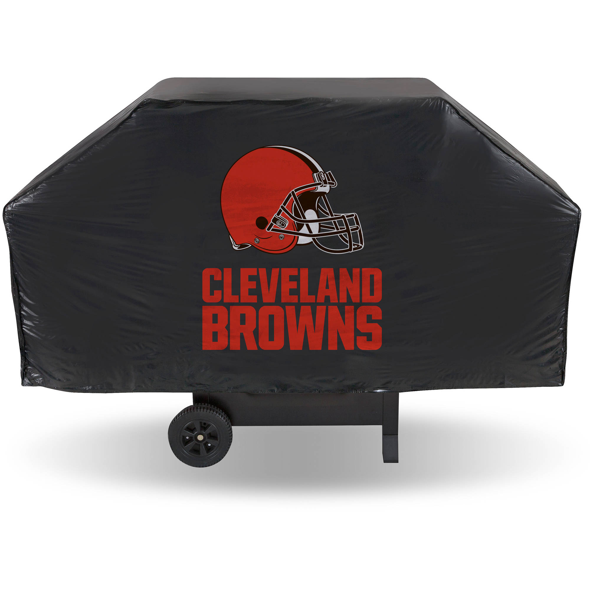 Rico Industries Browns Vinyl Grill Cover