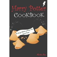 Harry Potter Cookbook: An Amazing Collection of Harry Potter Inspired Recipes (Paperback)