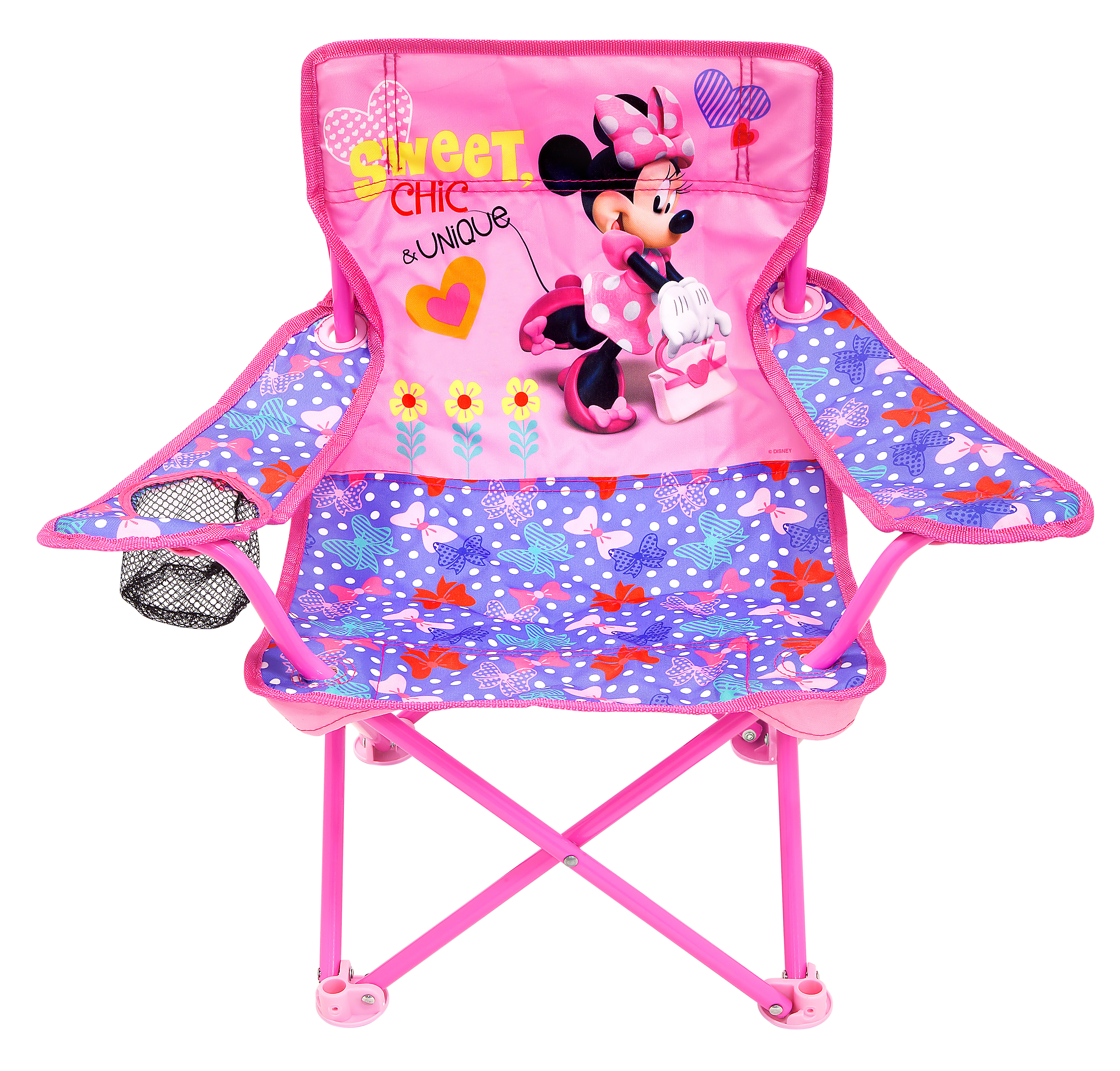 MINNIE MOUSE HAPPY HELPERS FOLD N' GO CHAIR