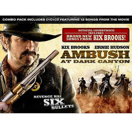 - Ambush At Dark Canyon (DVD + Soundtrack)