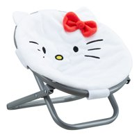 """My Life As Hello Kitty Saucer Chair for 18"""" Dolls"""