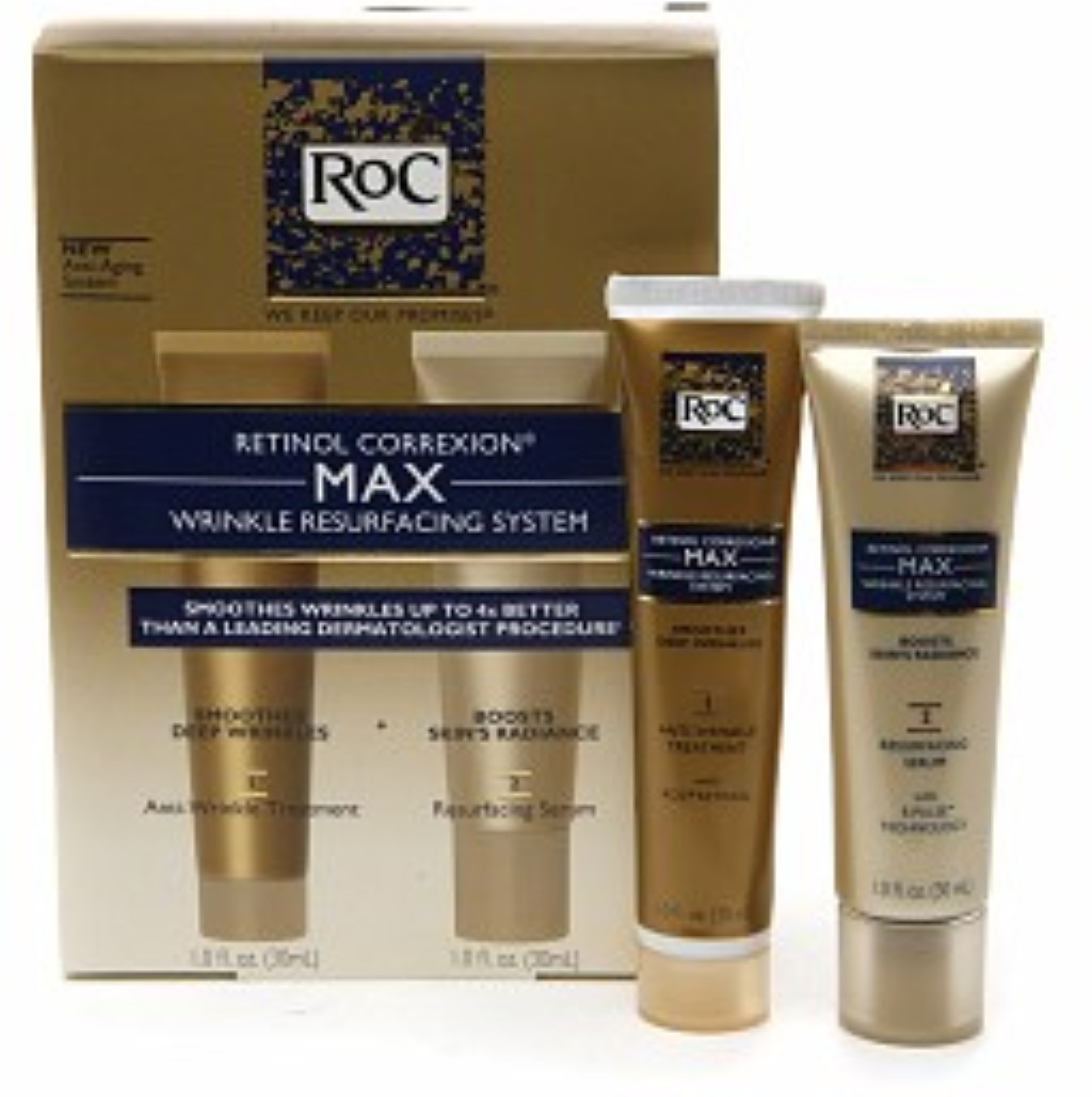 RoC Retinol Correxion Max Wrinkle Resurfacing System 1 Each (Pack of 2)