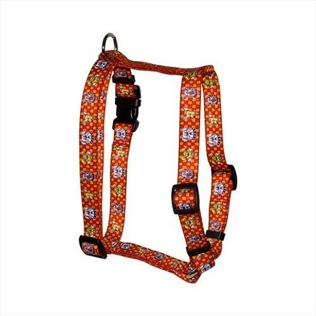 Yellow Dog Design Wacky Dogs Roman H Harness