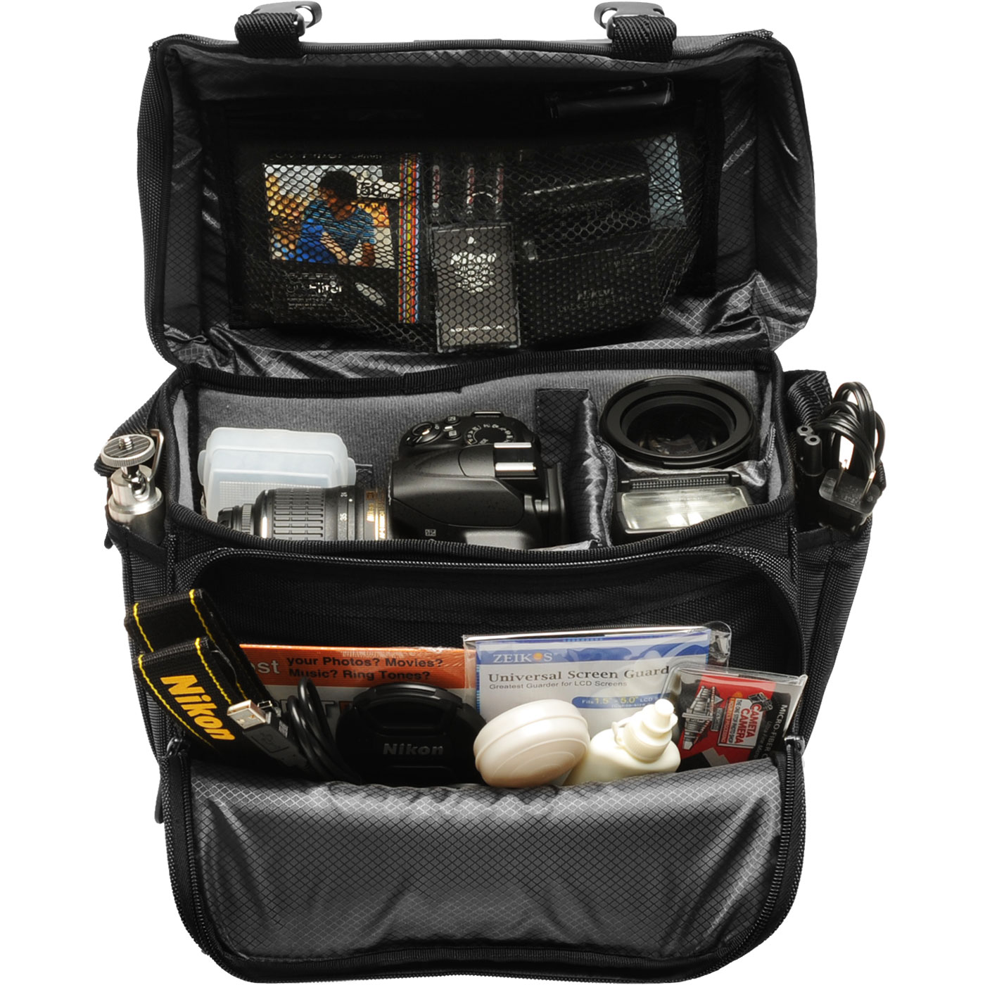 Camera Nikon Camera Bags nikon deluxe digital slr camera case gadget bag factory refurbished for d4s d800 d610 d7100 d7000 d5500 d5300 d5200 d5100 d