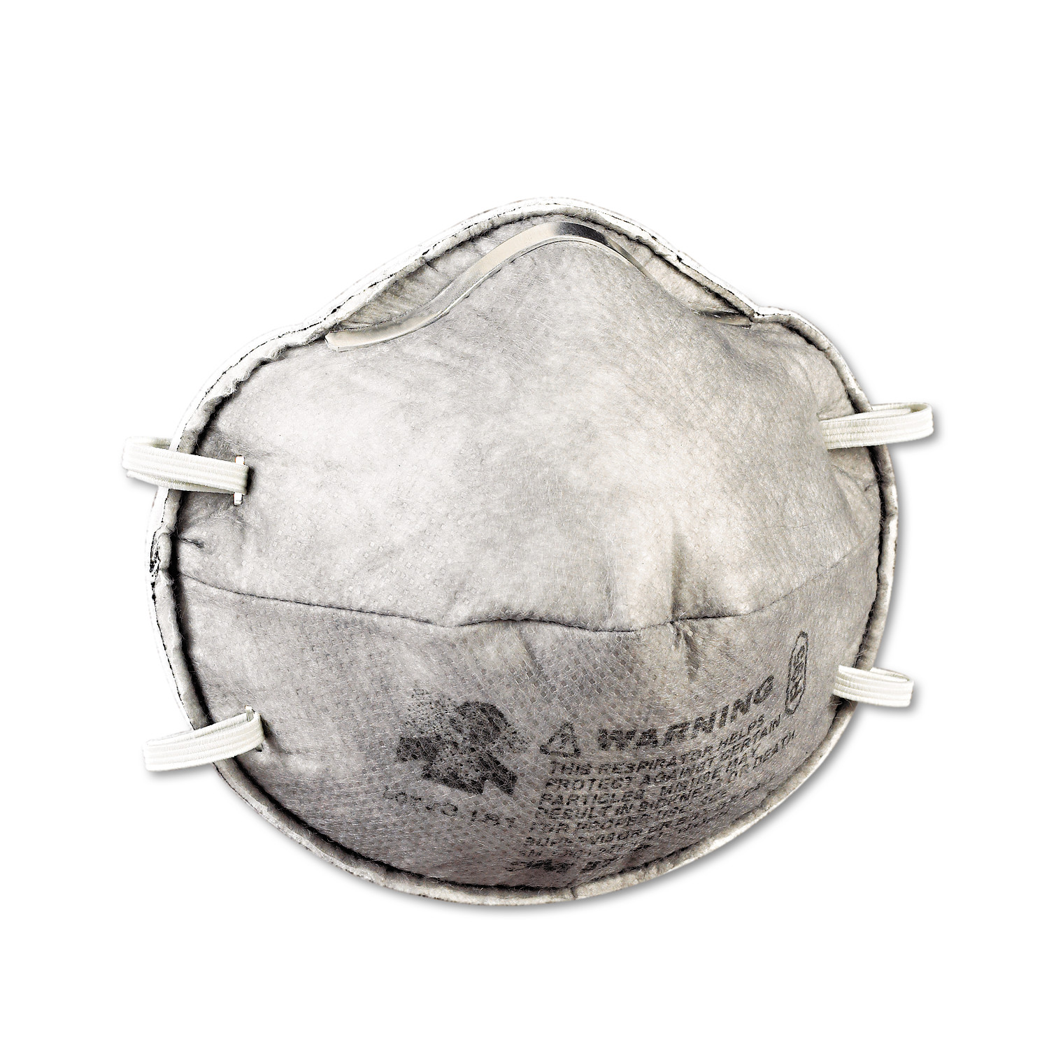 3M R95 Particulate Respirator w Nuisance-Level Organic Vapor Relief, 20 Box by 3M/COMMERCIAL TAPE DIV.