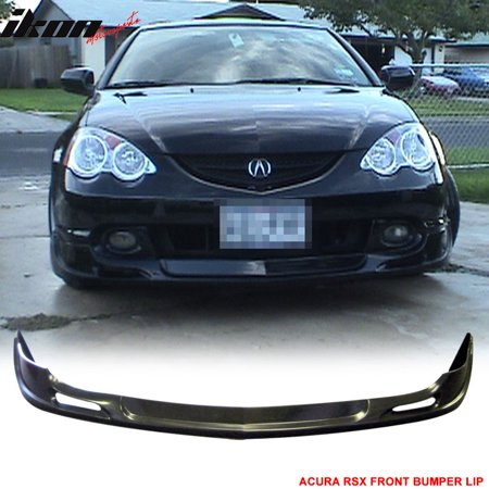 Fits 02-04 Acura RSX Coupe 2Dr Type Sport Front Bumper Lip Spoiler PU