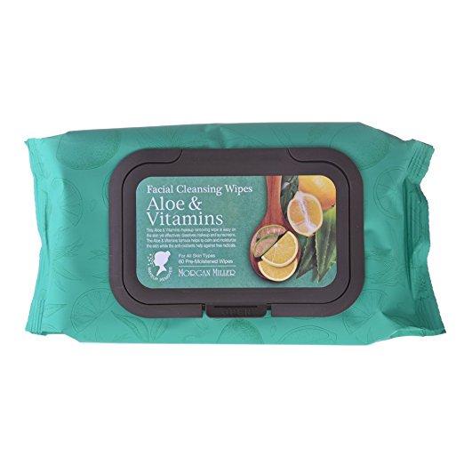 Morgan Miller Avocado Facial Cleansing Wipes, 60ct Throughly Clean Face Wash - Original - 8.5 oz. (250 ml) - Liquid, DESERT ESSENCE Thoroughly Clean Face Wash 8 OZ By Desert Essence