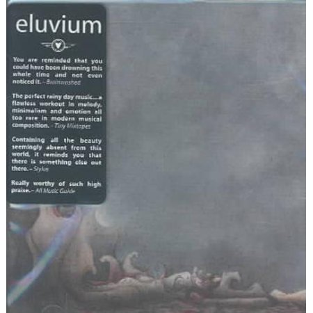 Eluvium An Accidental Memory in the Case of Death CD