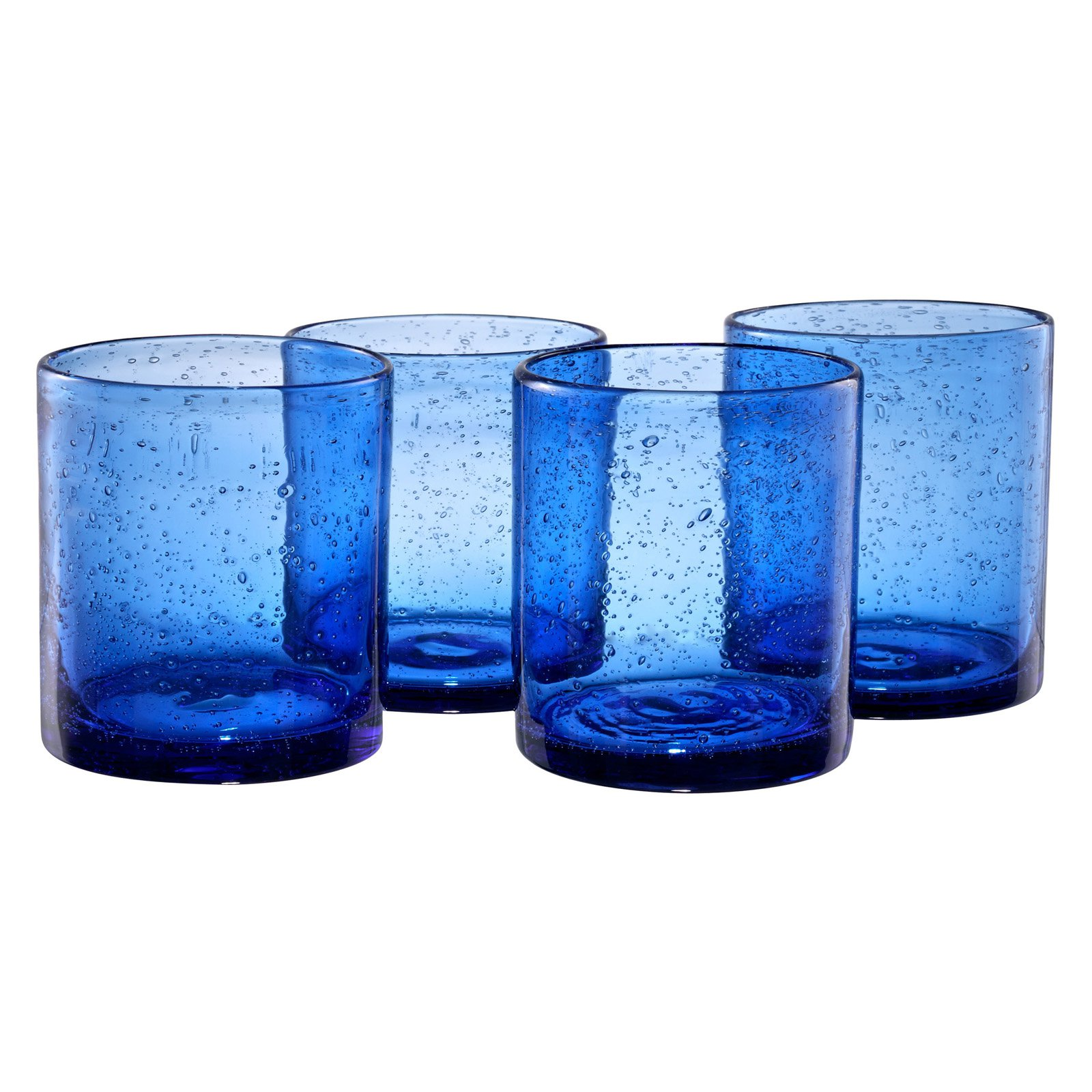 Artland Inc. Iris Cobalt DOF Glasses - Set of 4