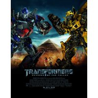 Transformers 2: Revenge of the Fallen (2009) 11x17 Movie Poster