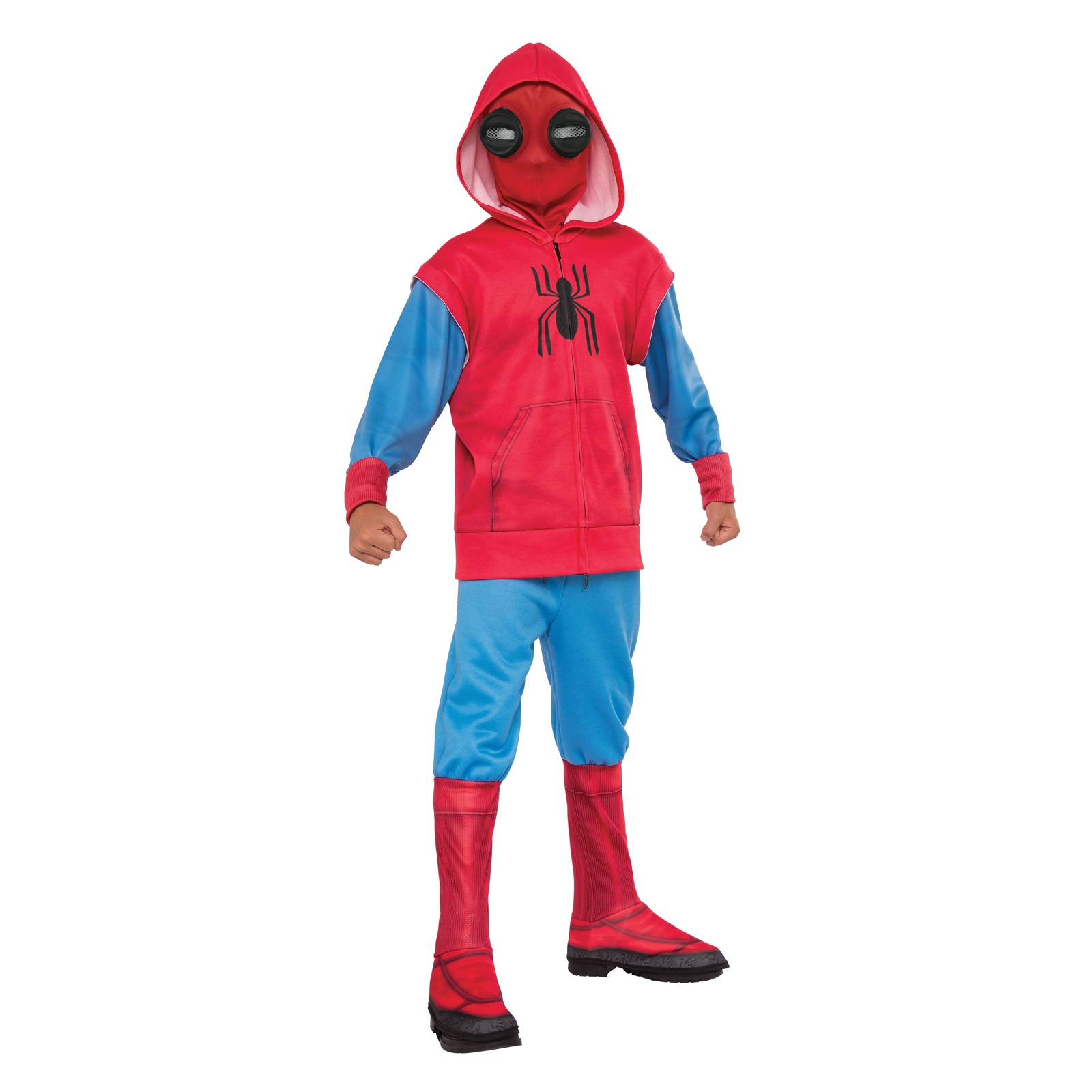 Spider Man Homecoming Hoodie And Sweatpant Set Child