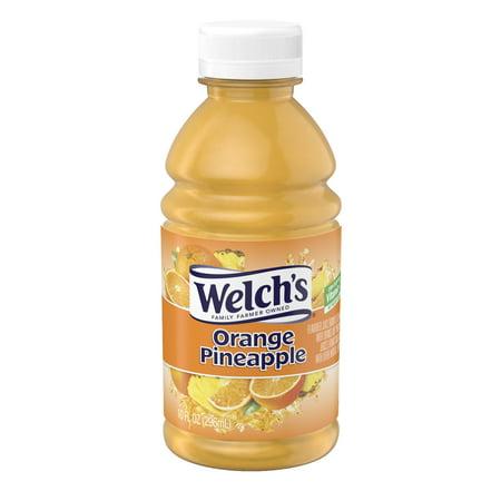 Welch's, Orange Pineapple Drink 11.5 oz. (24 Count)](Orange Alcoholic Drinks Halloween)