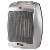 Deals on Lasko 1500W Ceramic Space Heater w/Thermostat 754200