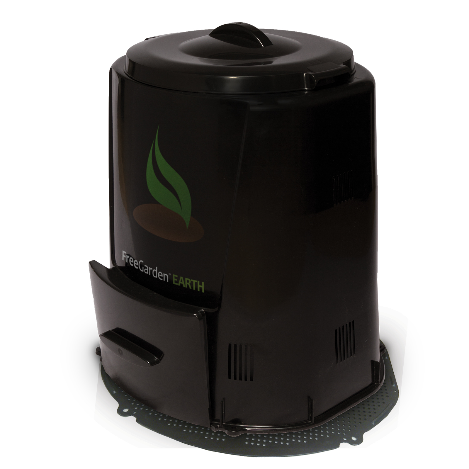 82 gal. Compost Bin with Base by Enviro world Corp