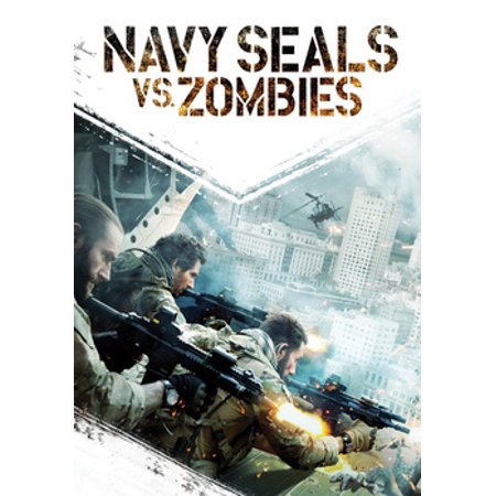 Navy SEALs vs. Zombies (DVD) - Zombie Projection Dvd
