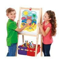 Cra-Z-Art 3-in-1 Smartest Artist Easel Wood w/Chalkboard Deals