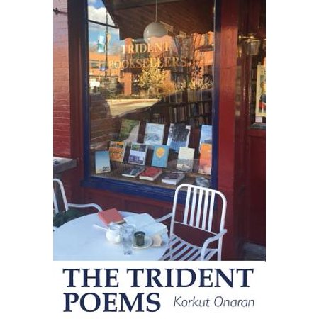 The Trident Poems (Paperback)](Concrete Poems Halloween)