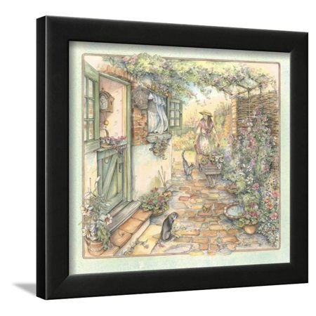 Spring at Last Framed Print Wall Art By Kim Jacobs