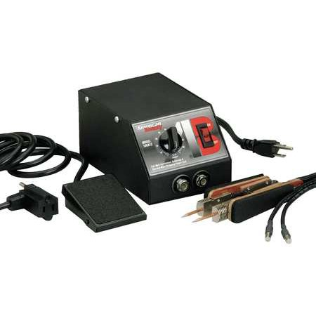 AMERICAN BEAUTY 10502 Tweezer-Style Soldering System, - Soldering System