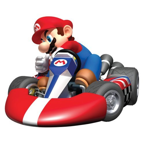 RoomMates 781SLM Mario Kart Peel & Stick Giant Wall Decal