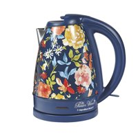 Hamilton Beach Pioneer Woman 1.7 Liter Electric Kettle (Blue/Fiona)