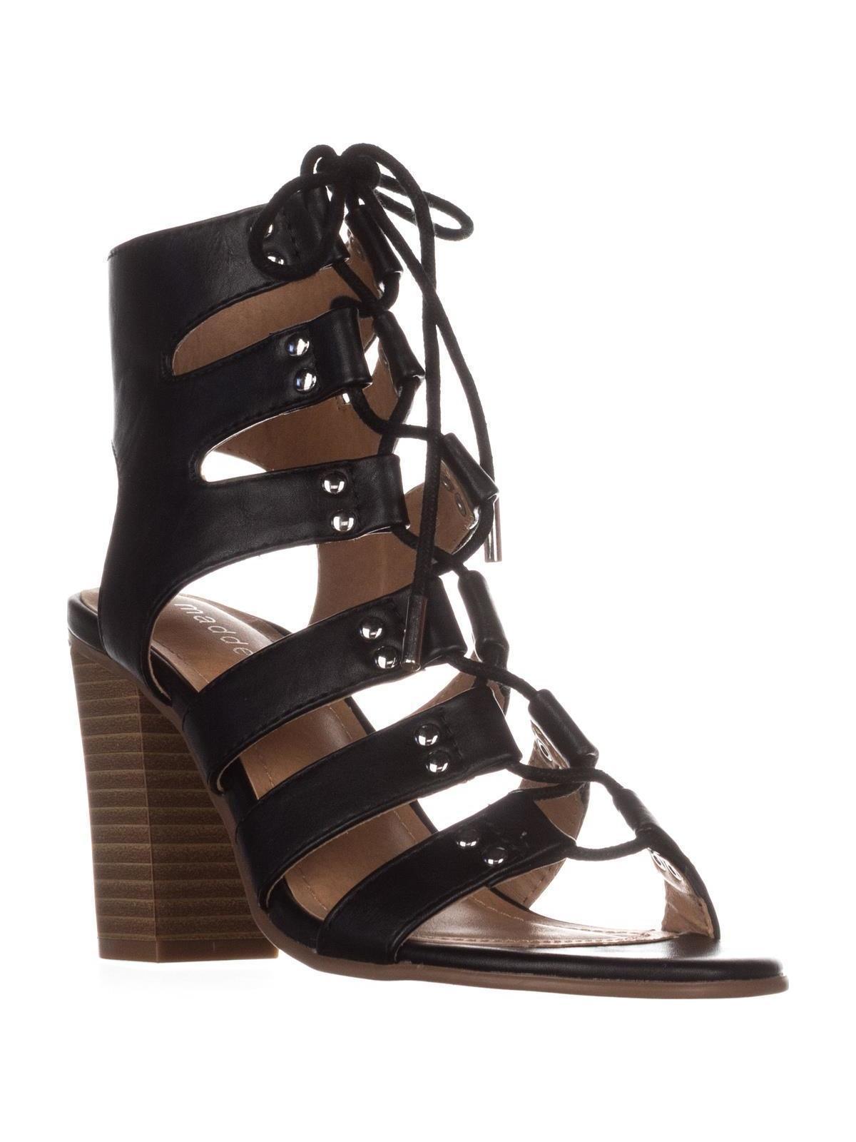 1c0c18b40166 madden girl Nyles Gladiator Sandals