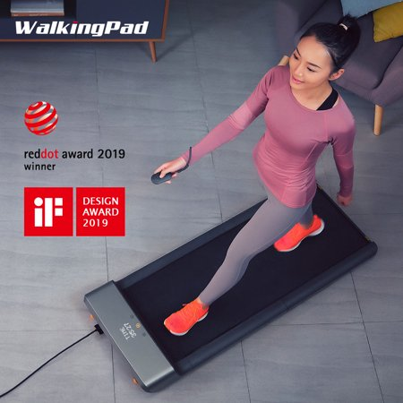 Electric Treadmill, Xiaomi Mijia A1 Fitness Equipment, Slim Exercise Equipment with Remote...